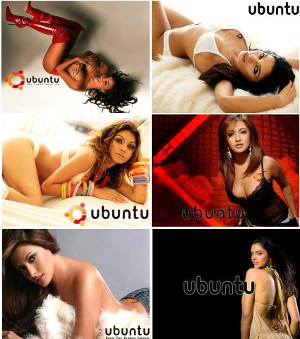ubuntugirls