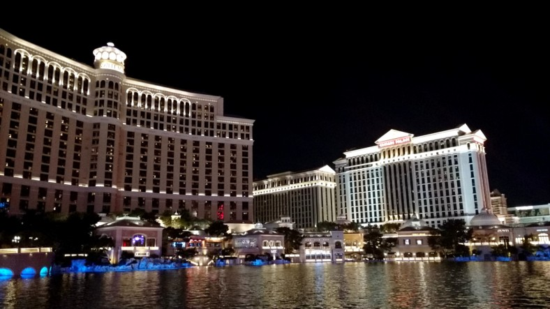 Bellagio e Caesars